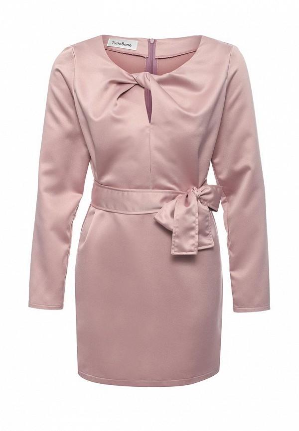 цены  Платье Tutto Bene Tutto Bene TU009EWAWO48
