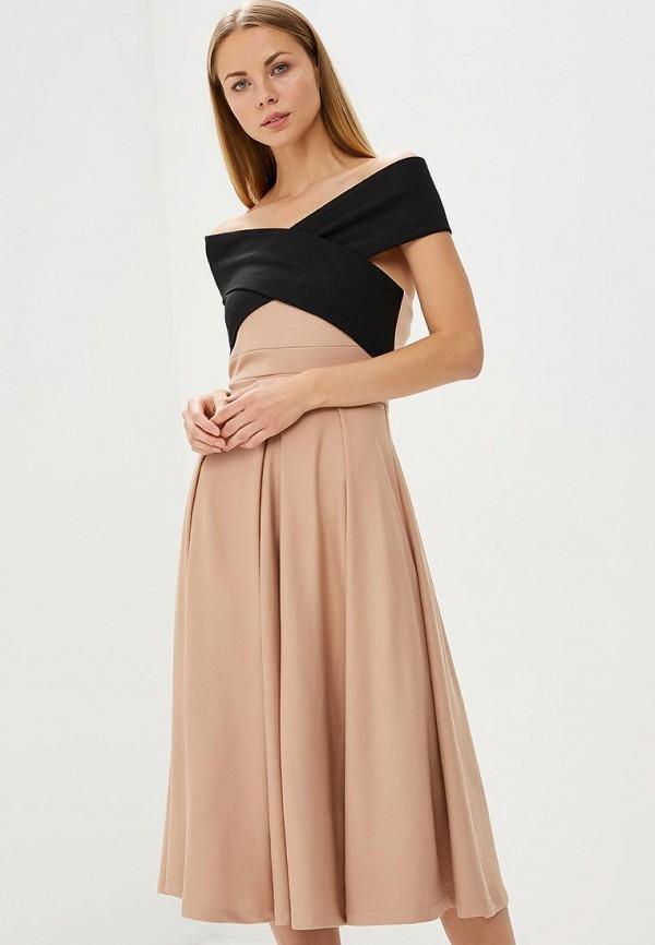 Платье Tutto Bene Tutto Bene TU009EWBCRG2 шубы