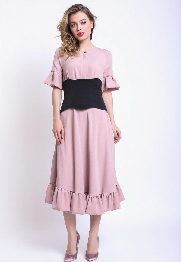 Платье Tutto Bene Tutto Bene TU009EWBLIG6