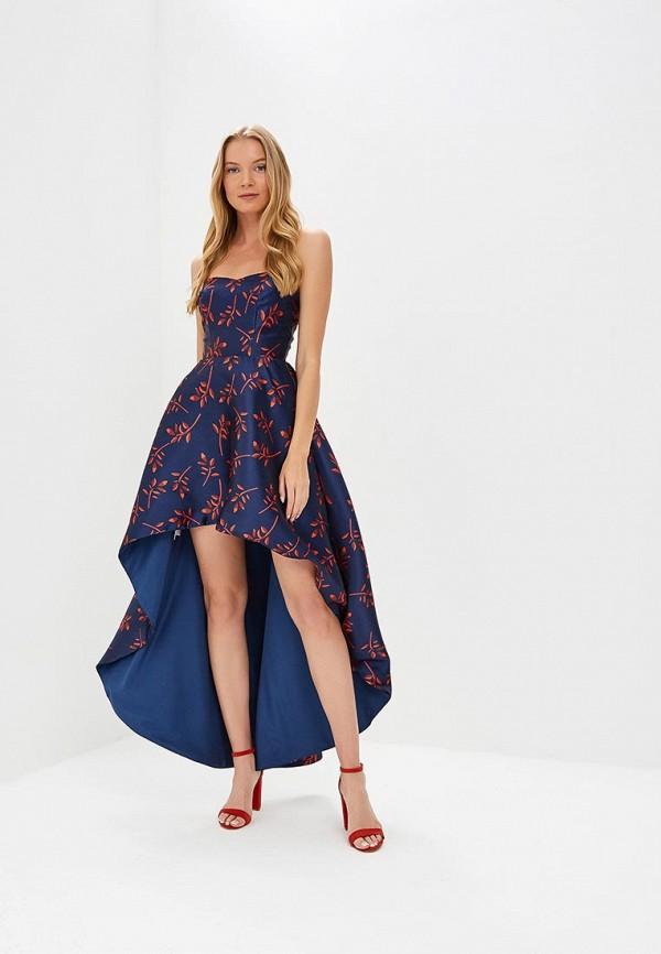 Платье Tutto Bene Tutto Bene TU009EWBQDI9 шубы