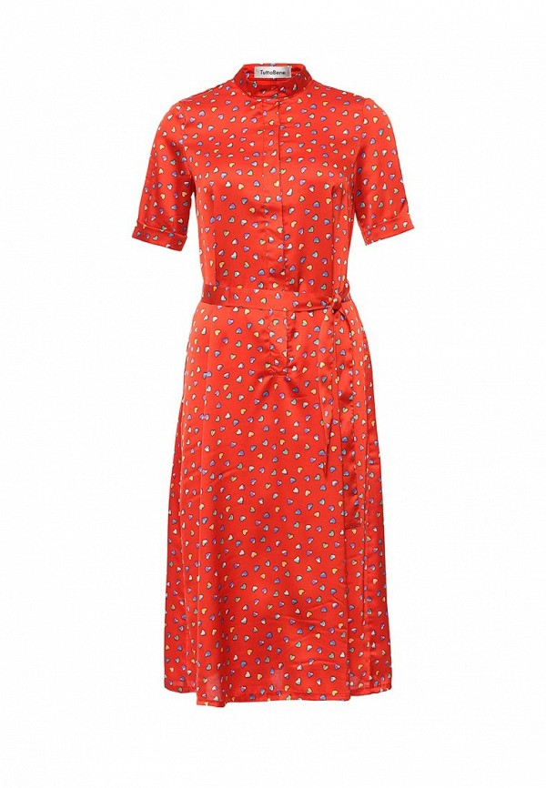 Платье-миди Tutto Bene 5216