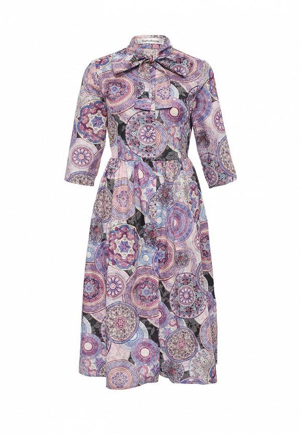 купить Платье Tutto Bene Tutto Bene TU009EWDP901 онлайн