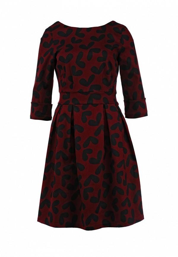 Платье-миди Tutto Bene 3677