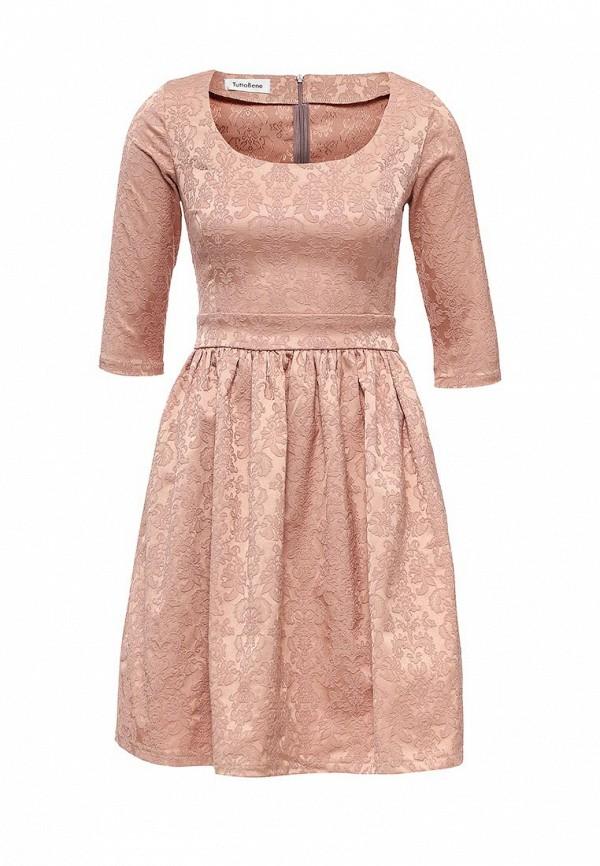Повседневное платье Tutto Bene 4068
