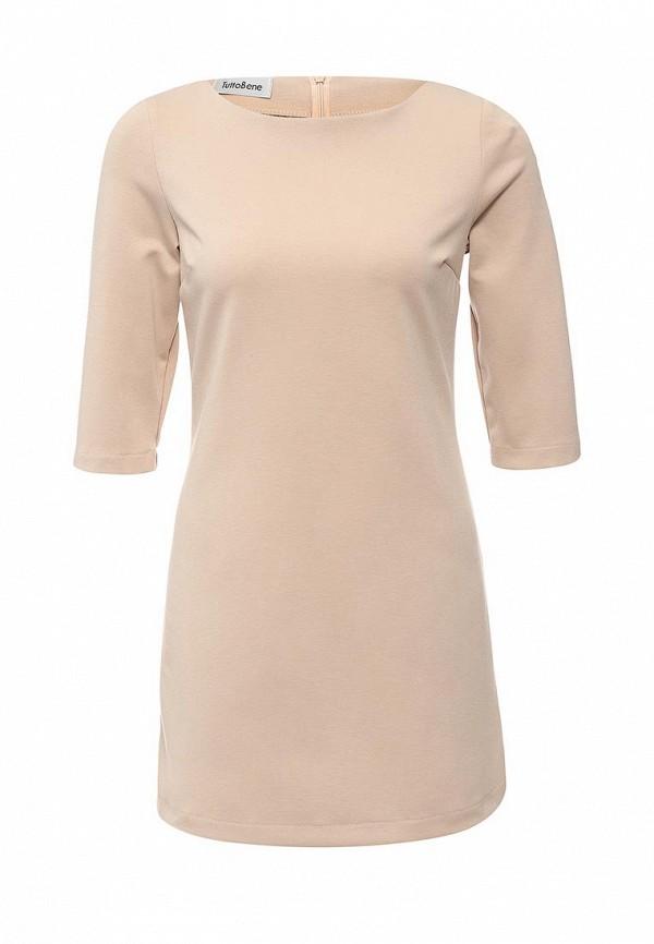 Платье-мини Tutto Bene 4201