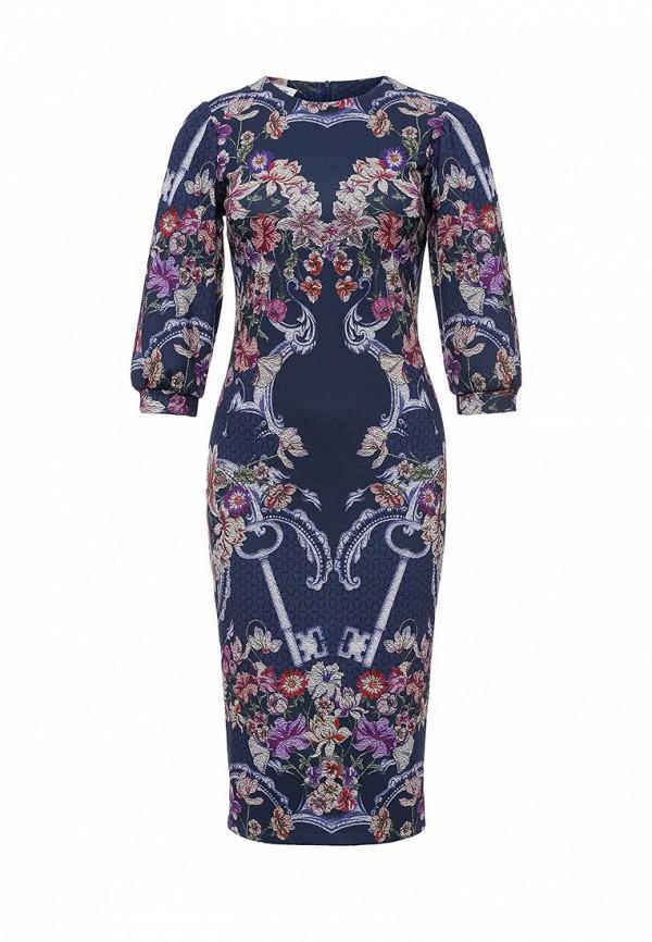 Платье-миди Tutto Bene 4306