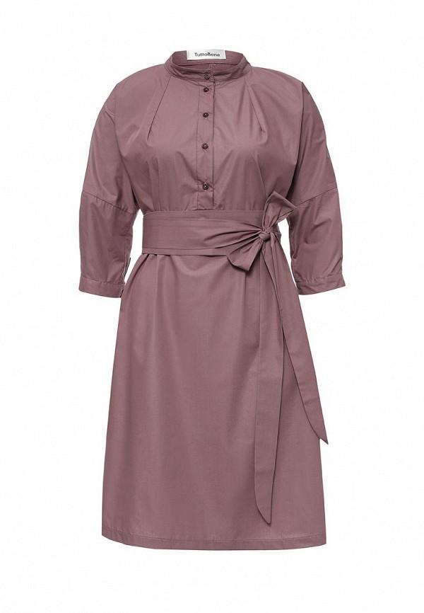 Платье-миди Tutto Bene 5205