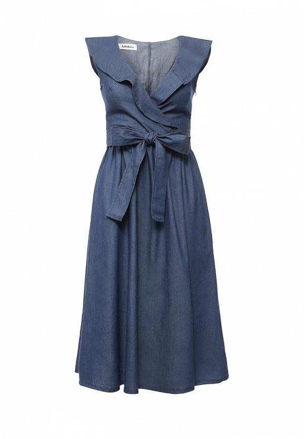 Платье-миди Tutto Bene 4647