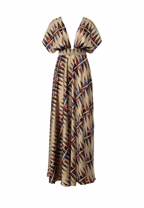 Платье-макси Tutto Bene 4637