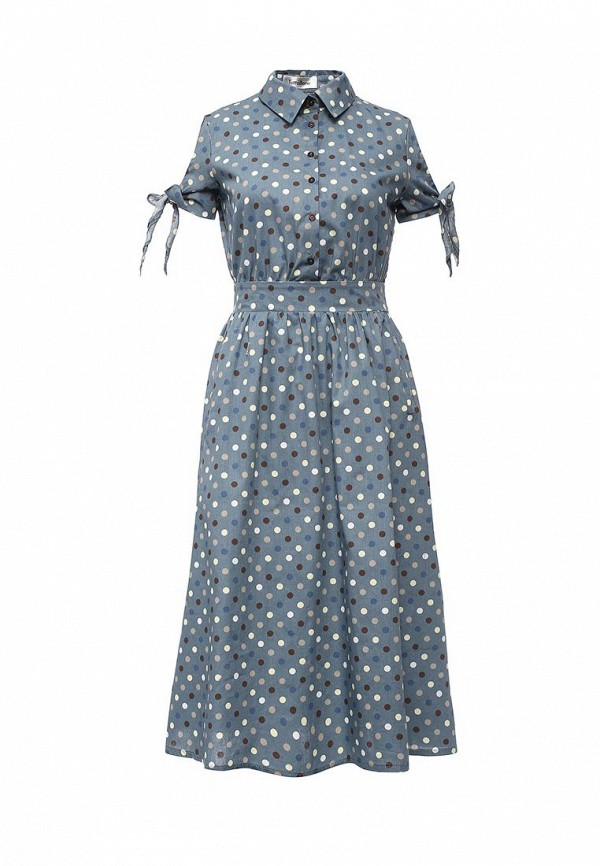 Платье-миди Tutto Bene 4652
