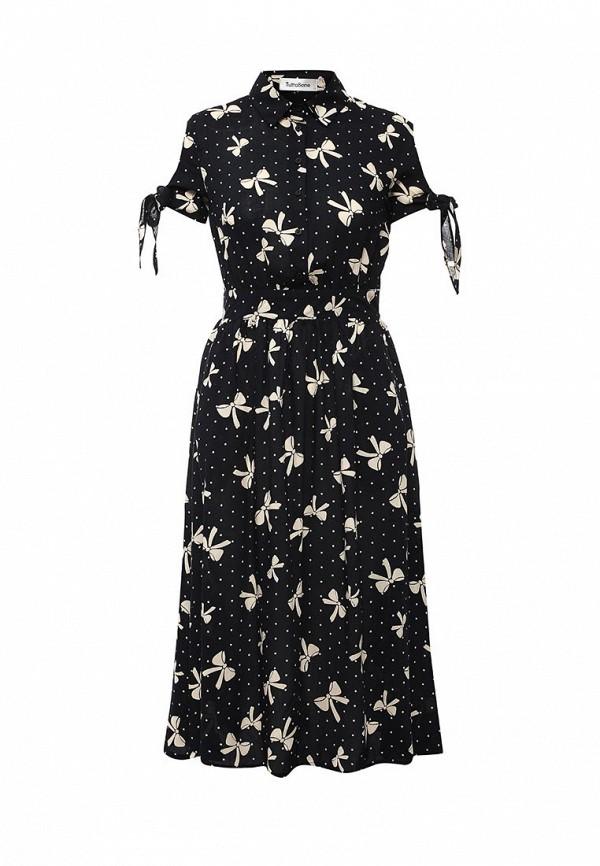 Платье-миди Tutto Bene 4654