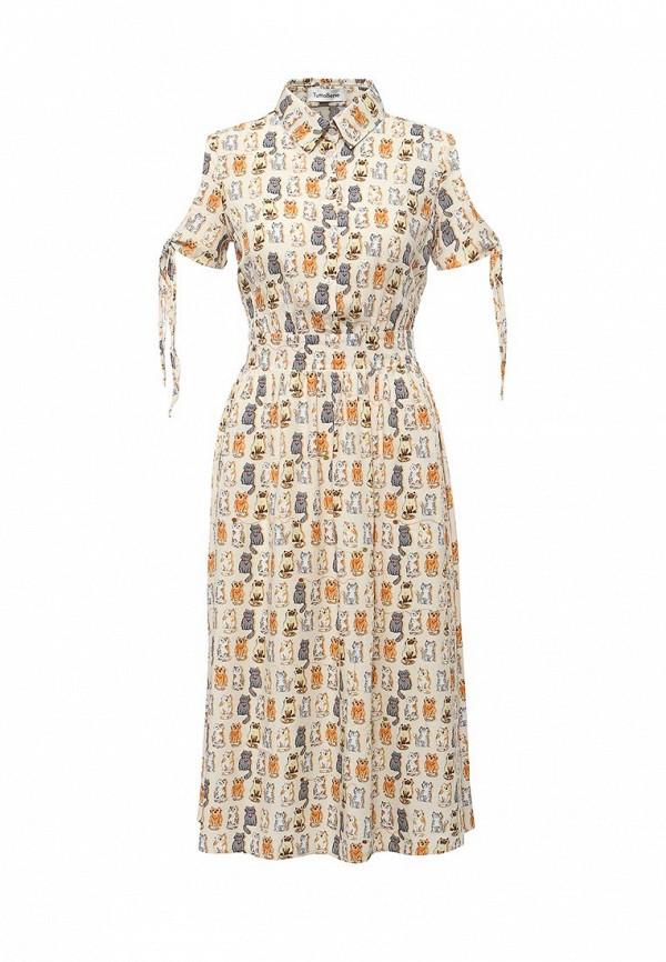 Платье-миди Tutto Bene 4656