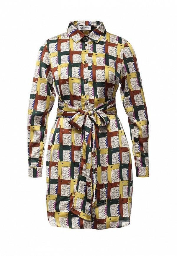 Платье-мини Tutto Bene 4660