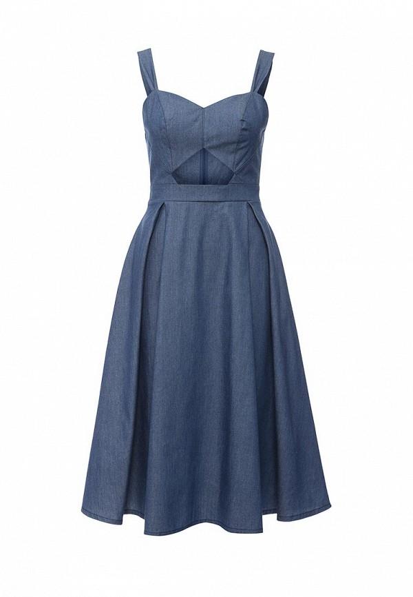 Платье-миди Tutto Bene 4689