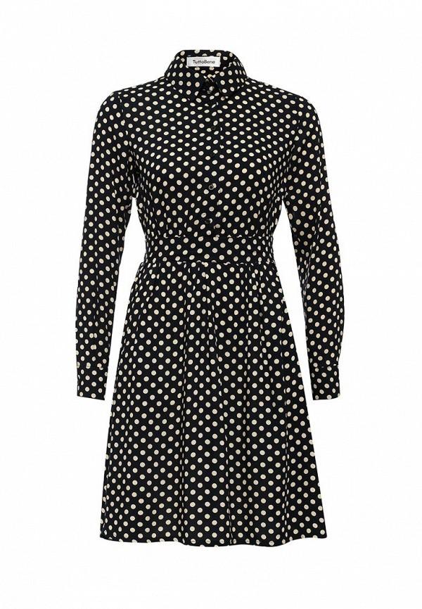 Платье-миди Tutto Bene 4843