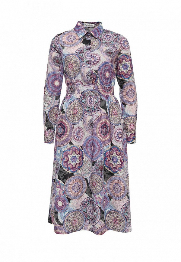 Платье-миди Tutto Bene 4854
