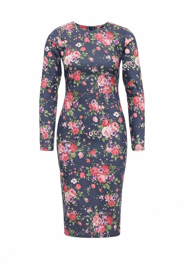 Платье-миди Tutto Bene 4931