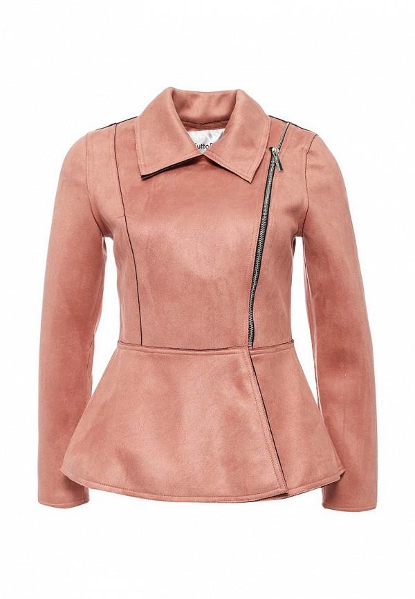 Кожаная куртка Tutto Bene 4825