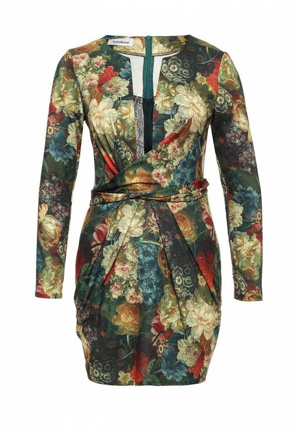 Платье-мини Tutto Bene 4946
