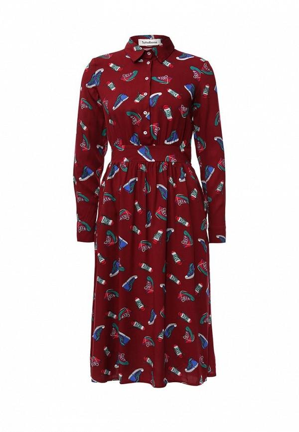 Платье-миди Tutto Bene 4996
