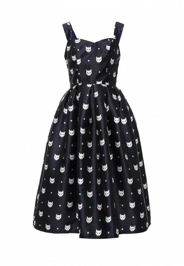 Платье-миди Tutto Bene 5005
