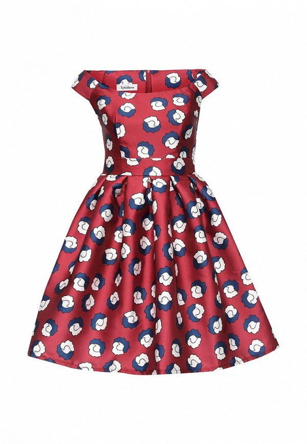 Платье-миди Tutto Bene 5011
