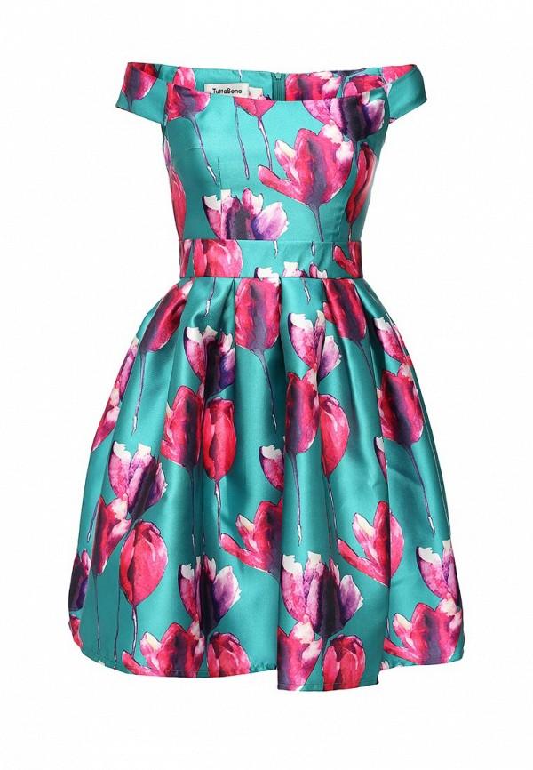 Платье-миди Tutto Bene 5014