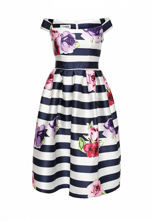 Платье-миди Tutto Bene 5018