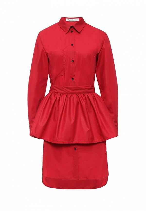 купить Платье Tutto Bene Tutto Bene TU009EWMGV31 онлайн