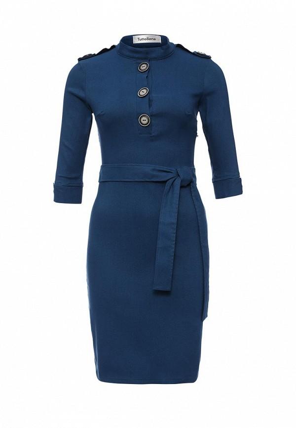 Повседневное платье Tutto Bene 5248