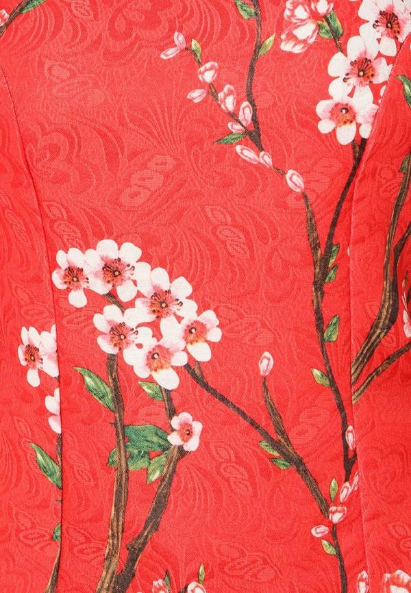 Фото 5 - женскую блузку Tutto Bene красного цвета