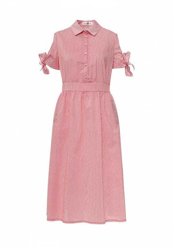 Платье Tutto Bene Tutto Bene TU009EWPXY54 платье tutto bene цвет красный
