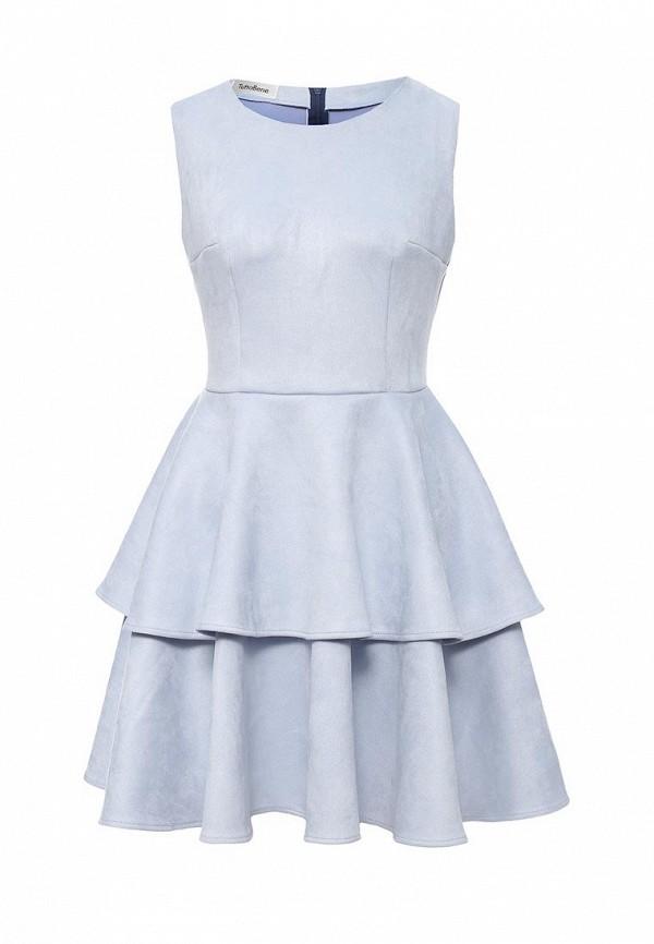Платье Tutto Bene Tutto Bene TU009EWPXY63  tutto bene 4958