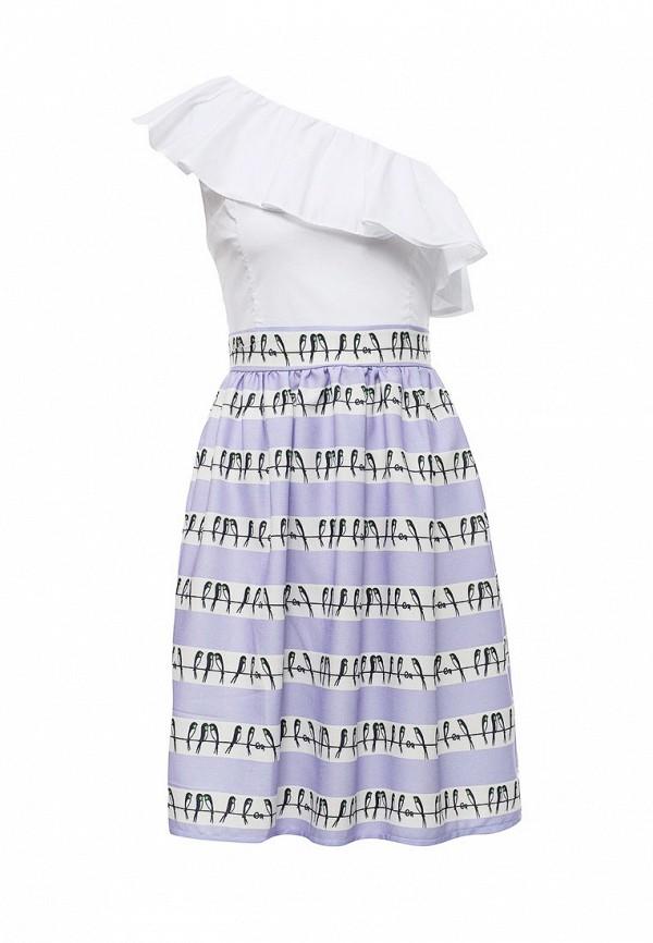 Платье Tutto Bene Tutto Bene TU009EWRCT23 цены онлайн
