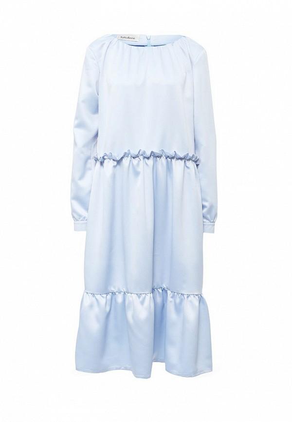 Платье Tutto Bene Tutto Bene TU009EWRDD44  tutto bene 4958