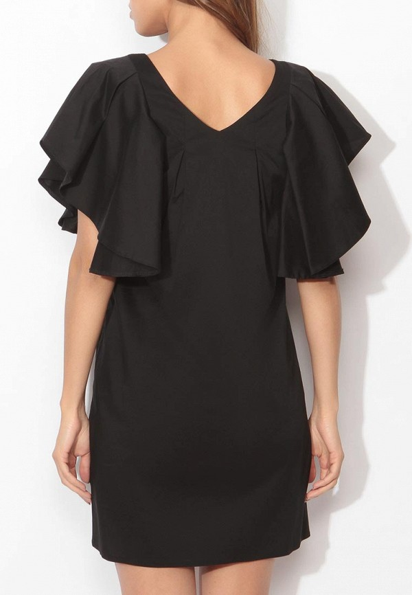 Фото 4 - женское платье Tutto Bene черного цвета