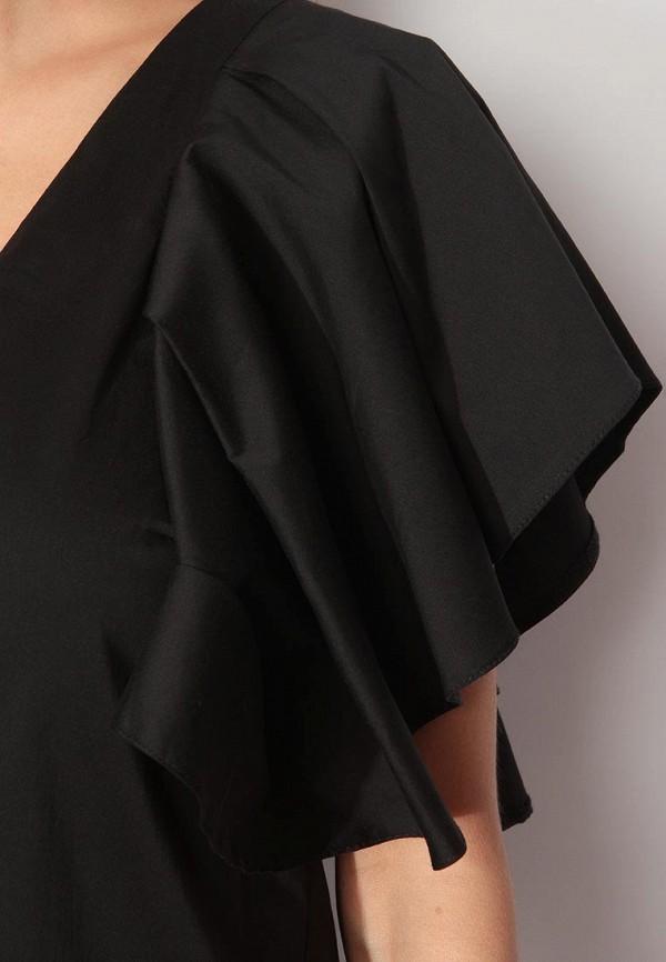 Фото 5 - женское платье Tutto Bene черного цвета