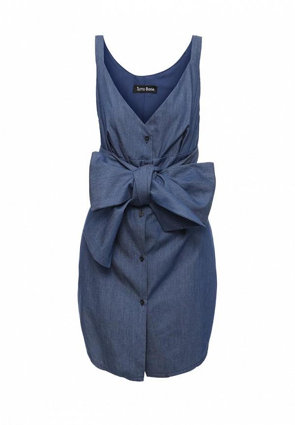 купить Платье Tutto Bene Tutto Bene TU009EWSID83 онлайн
