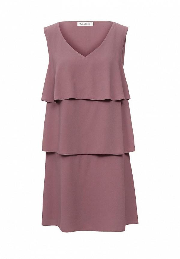 все цены на Платье Tutto Bene Tutto Bene TU009EWSIE10 онлайн
