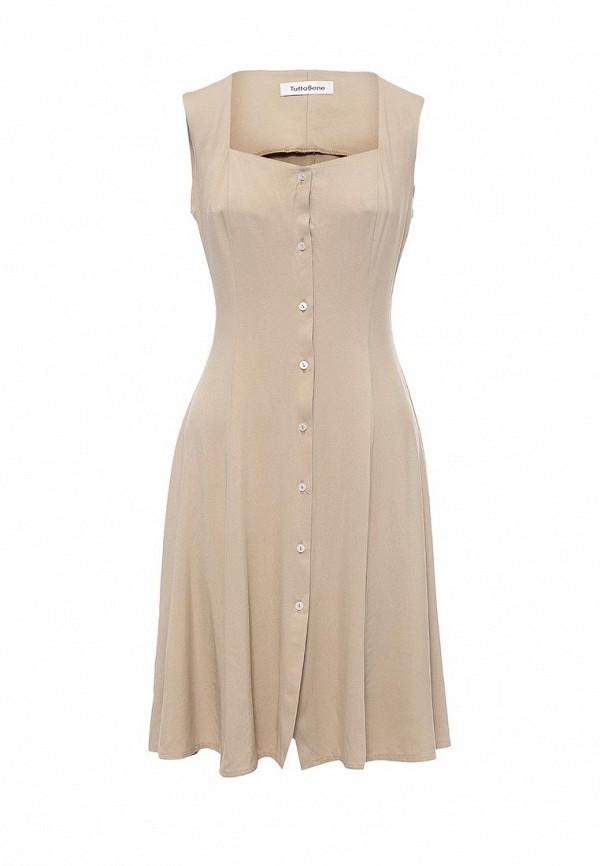 Платье Tutto Bene Tutto Bene TU009EWTCT65