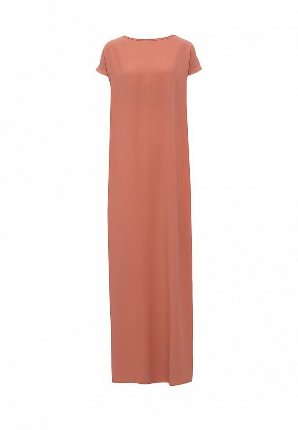 Фото - женское вечернее платье Tutto Bene бежевого цвета