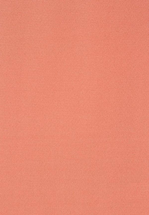 Фото 5 - женское вечернее платье Tutto Bene бежевого цвета