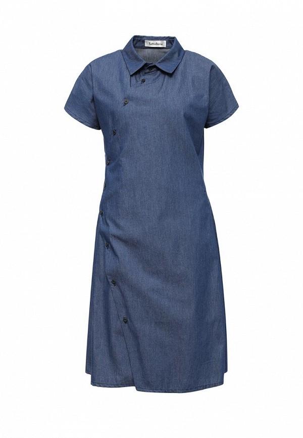 цены  Платье Tutto Bene Tutto Bene TU009EWTCT75