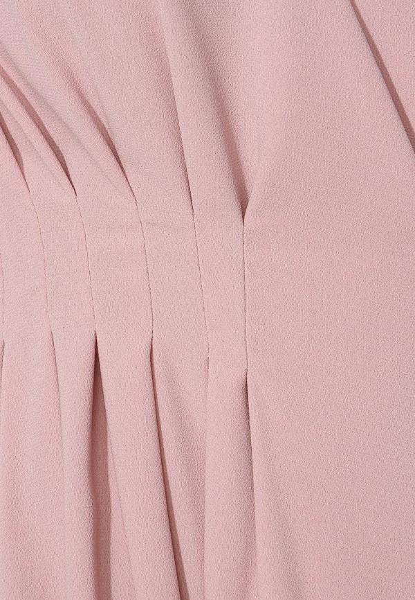 Фото 5 - женское платье Tutto Bene розового цвета