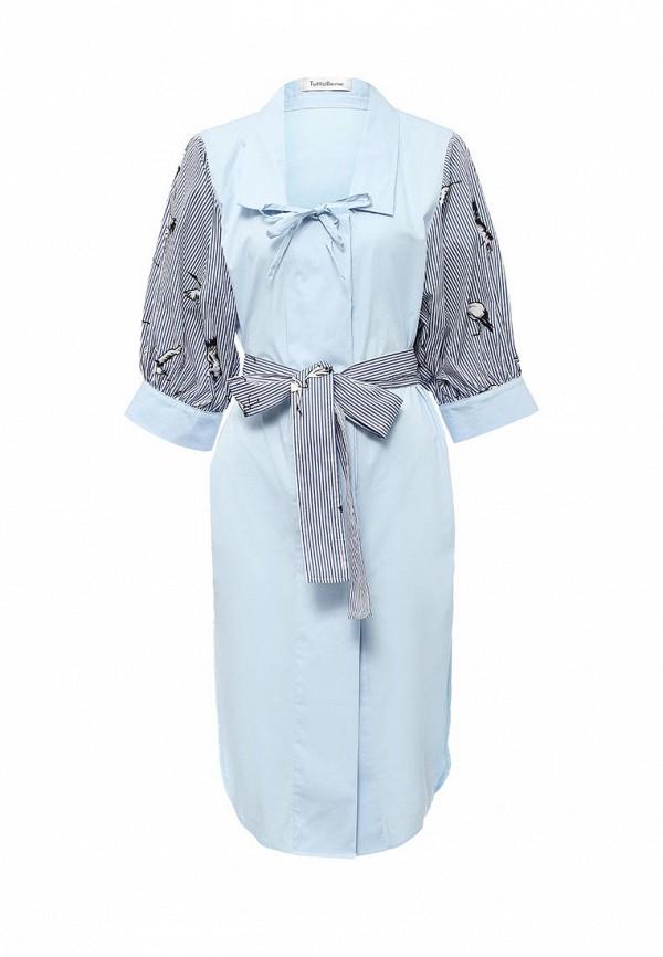 Платье Tutto Bene Tutto Bene TU009EWTCT94
