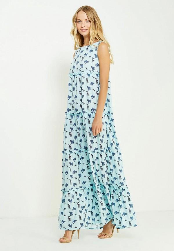 Платье Tutto Bene Tutto Bene TU009EWUWI97  цена и фото