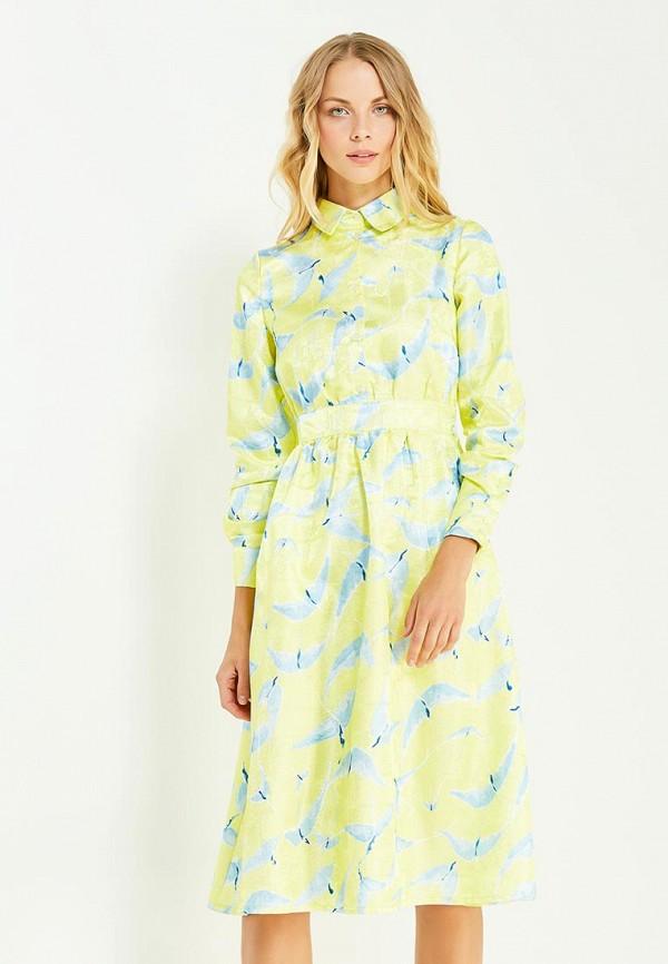 все цены на  Платье Tutto Bene Tutto Bene TU009EWUWJ13  онлайн