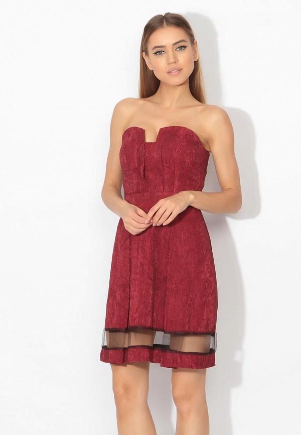Платье Tutto Bene Tutto Bene TU009EWVFU71  цена и фото