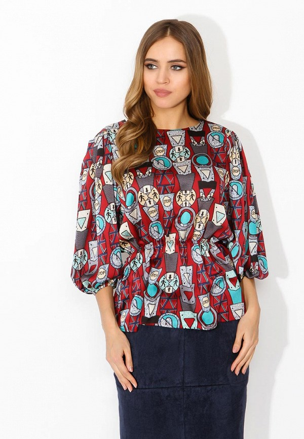 Блуза Tutto Bene Tutto Bene TU009EWZHK43