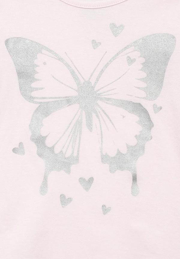 Фото 3 - Лонгслив Твое розового цвета